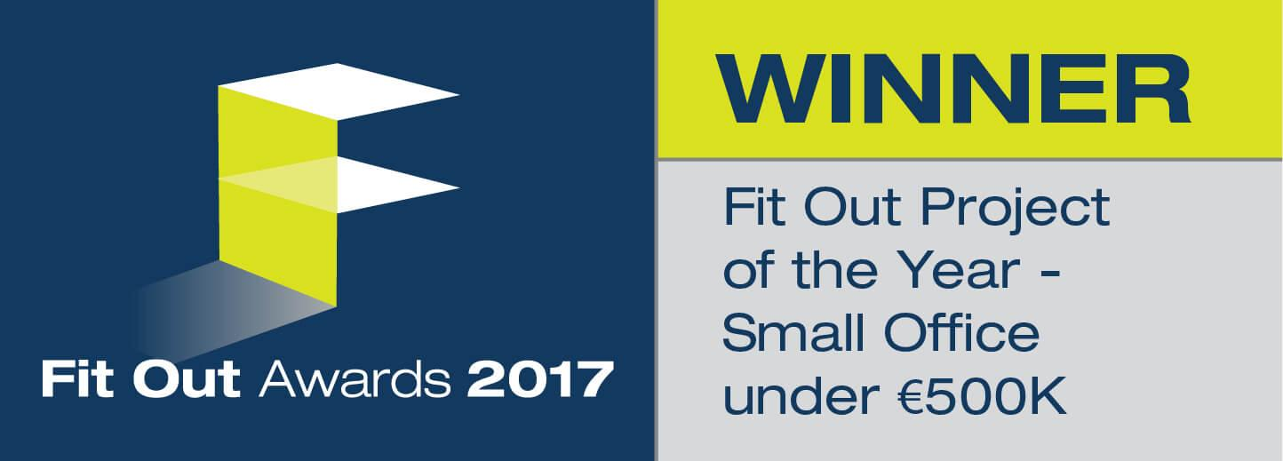 Fit Out Project Of The Year   Small Office Under 500 K