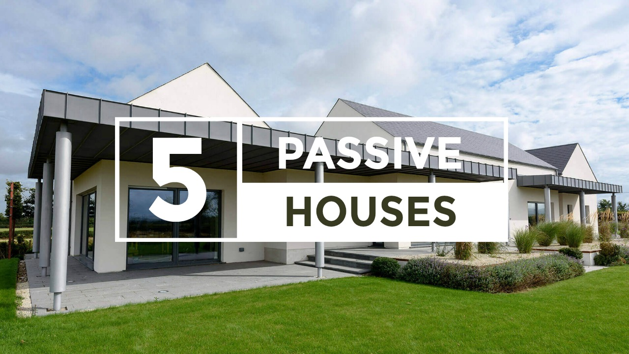 5  Passive  Houses  Cover