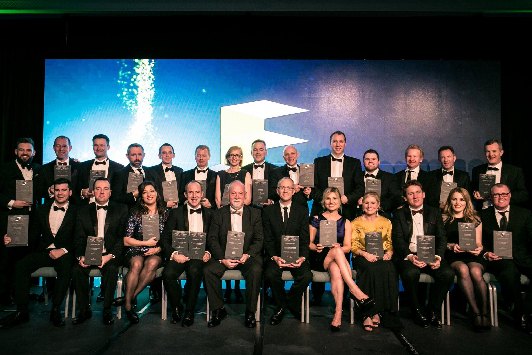 Oleary Sludds Amoung Winners 2017 Fit Out Awards