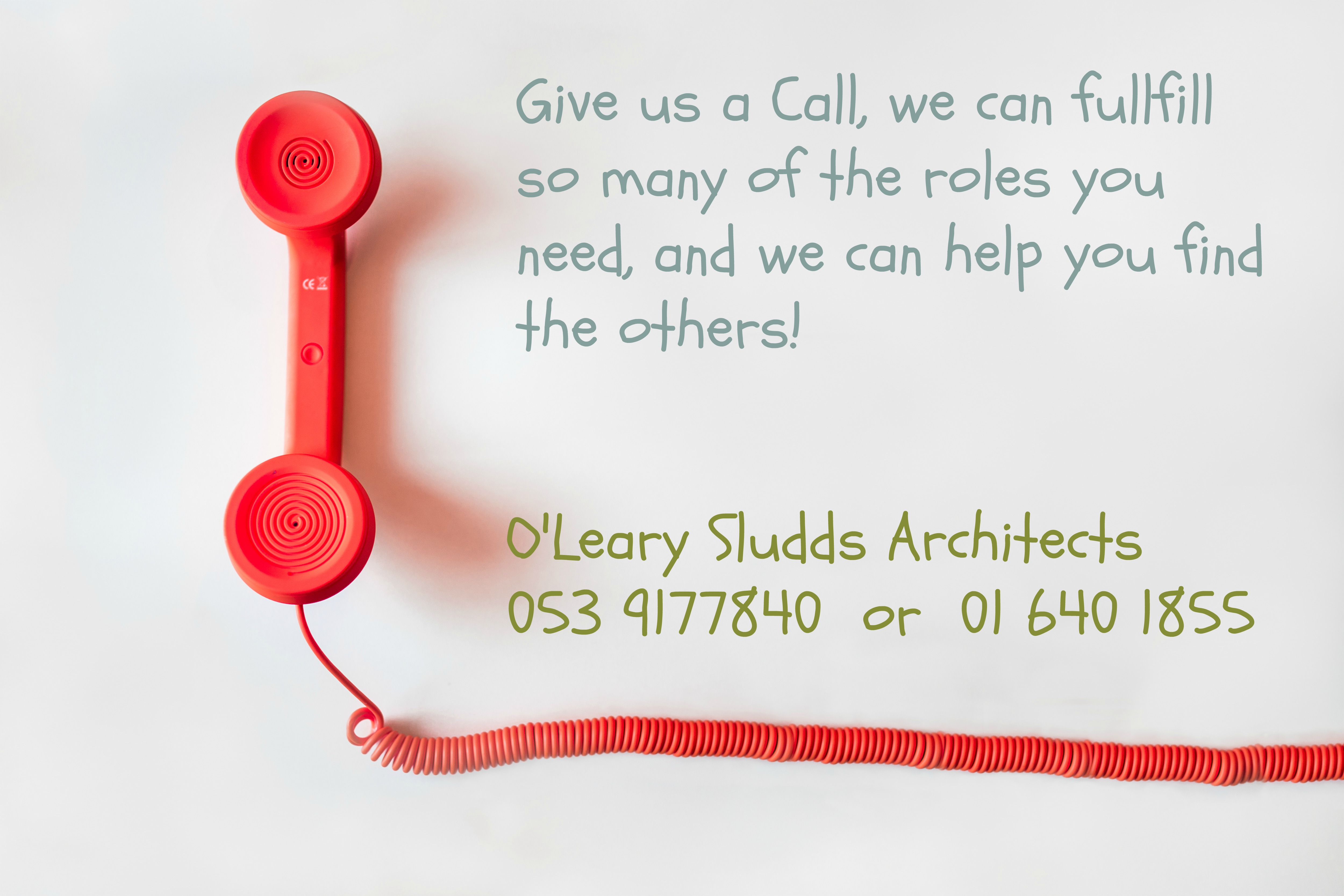 Oleary Sludds Architects Contact Details