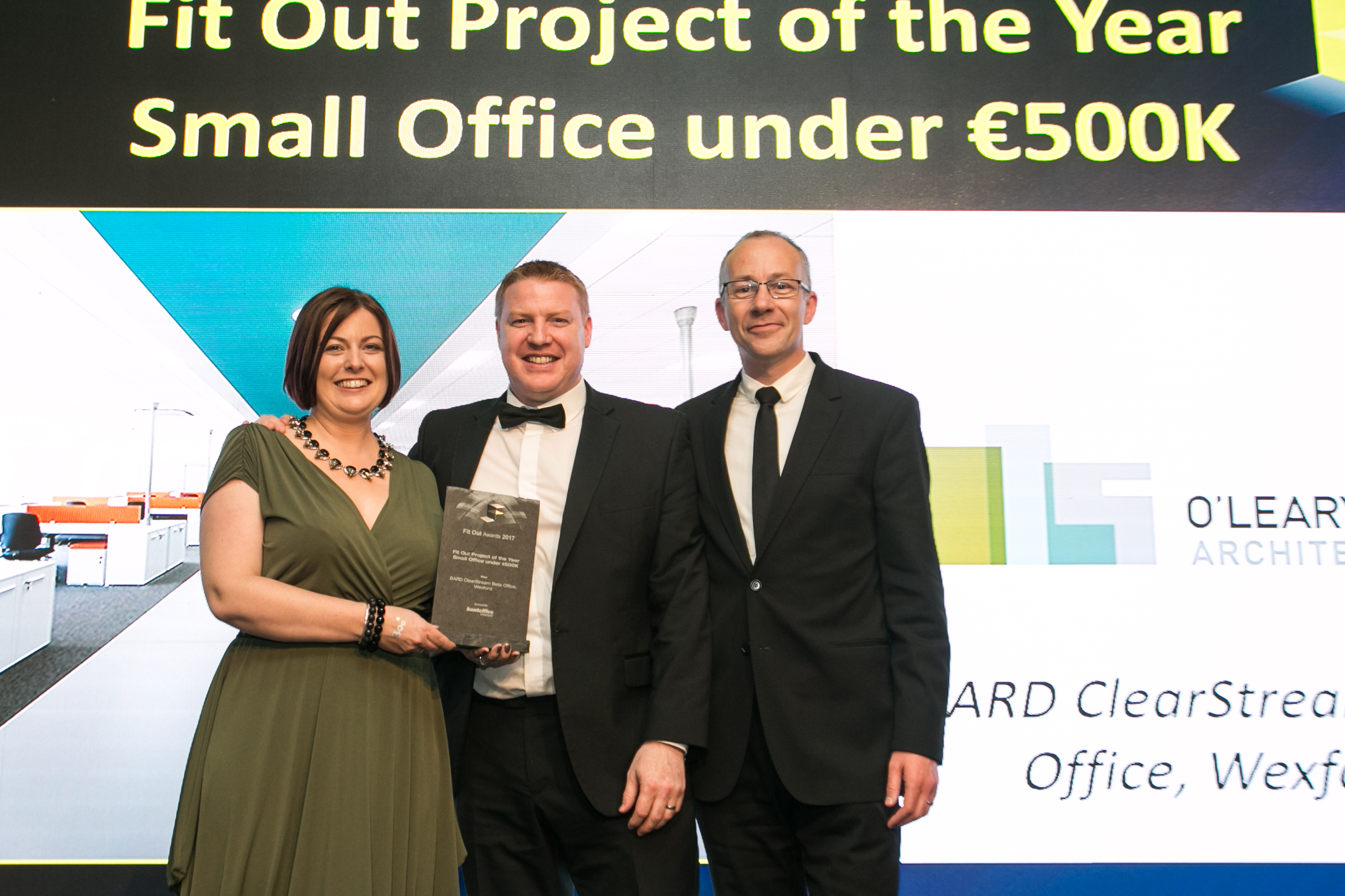Oleary Sludds Wins Fit Out Awards 2017