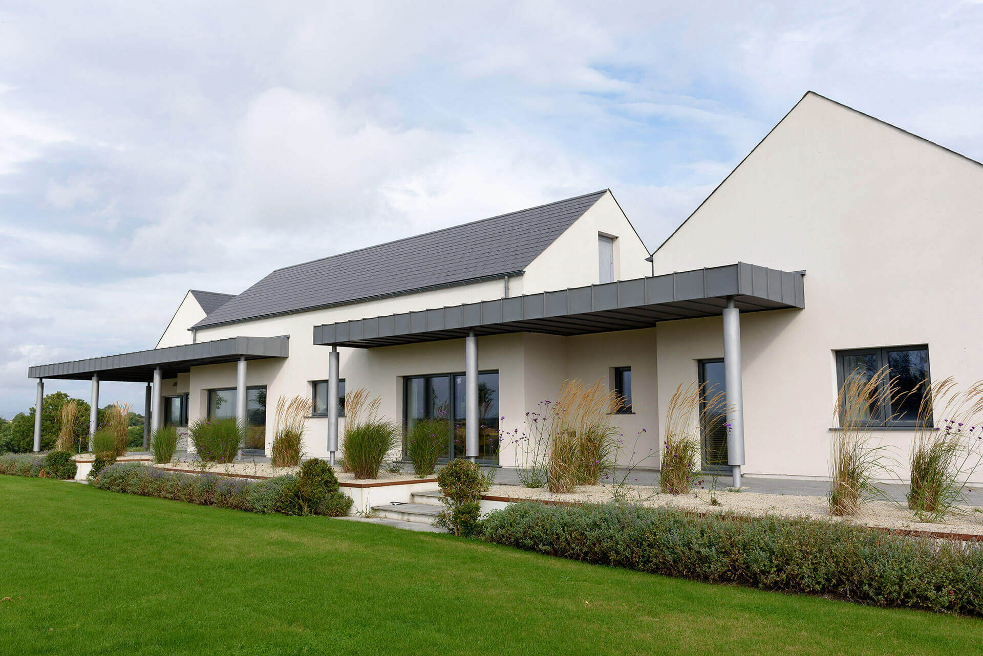 Leary Sludds Architects Tullow Passive House Carlow