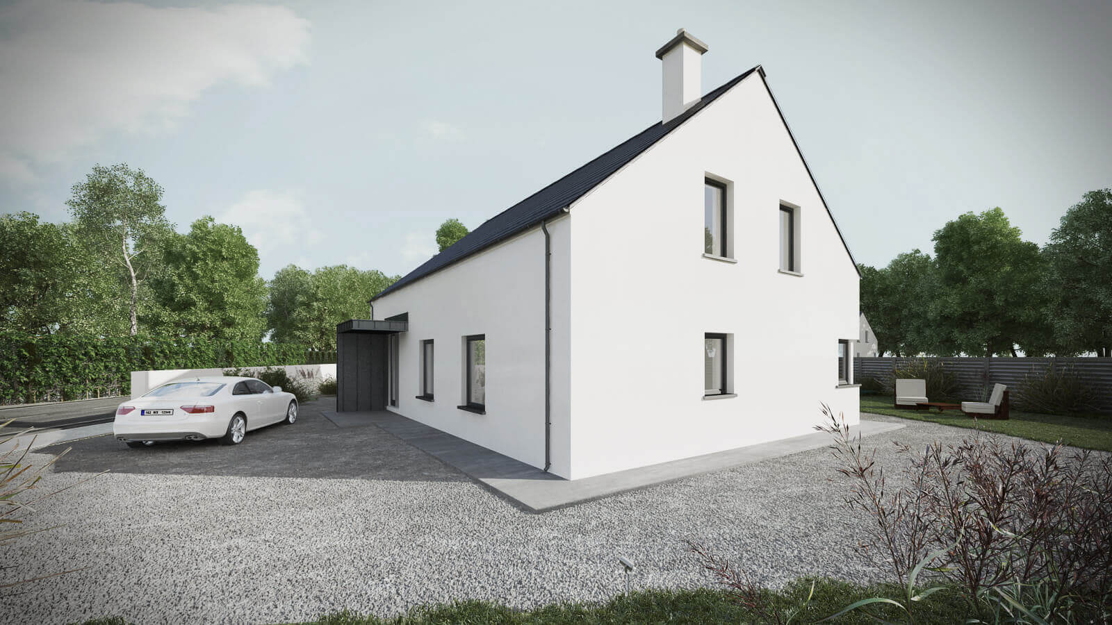O Leary Sludds Architects Low Density Housing Waterford